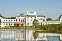 nederländsk slottsoestdijk Arkivbild
