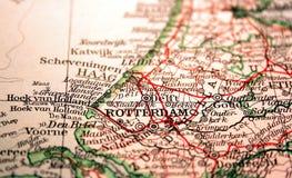 nederländska rotterdam Arkivbilder