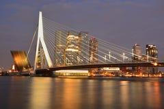 nederländska rotterdam Royaltyfria Foton