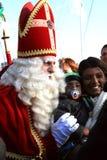 nederländska sinterklaas Royaltyfri Fotografi