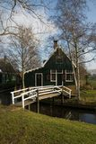 Nederlands Huis Royalty-vrije Stock Foto's