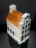 Nederlands Huis Stock Foto