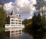 Nederlands kasteel 13 Royalty-vrije Stock Foto