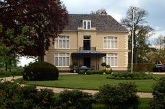 Nederlands landgoed stock foto's