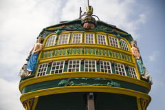Nederlands lang schip 5 Royalty-vrije Stock Afbeeldingen