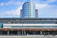 Nederlands National Bank, Amsterdam stock foto