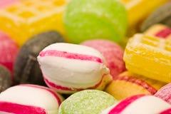 Nederlands suikergoed Stock Afbeeldingen