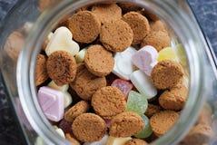Nederlands suikergoed Stock Foto