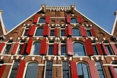 Nederlandse architectuur Royalty-vrije Stock Foto