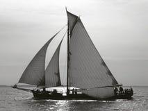 Nederlandse Clipper Royalty-vrije Stock Foto's
