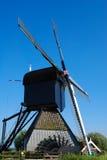 Nederlandse molen Royalty-vrije Stock Fotografie