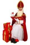 Nederlandse Sinterklaas Royalty-vrije Stock Foto's
