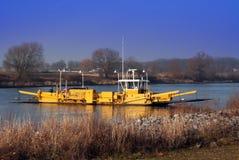 Nederlandse veerboot Stock Afbeeldingen