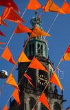 Nederlandse Wereldbekervieringen Stock Fotografie