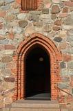 Nederluleå kyrka Royaltyfri Fotografi