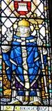 nedfläckadt fönster för exponeringsglas Royaltyfri Fotografi