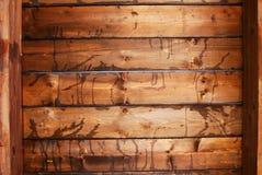nedfläckadt trä Royaltyfria Bilder