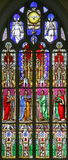 nedfläckadt fönster för 22 exponeringsglas Royaltyfria Bilder