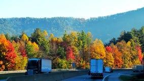 Nedgång Tennessee Royaltyfria Foton