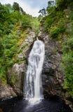 Nedgångar av foajéer, Loch Ness, Skottland Royaltyfria Foton