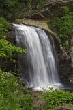 Vattenfall i NC royaltyfria foton