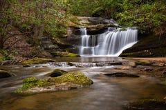 Nedgångar på Carrick Creek royaltyfri foto