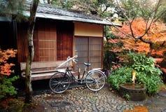 Nedgångfärger av Kyoto Japan Royaltyfria Foton