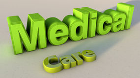 Nedical care Stock Photography