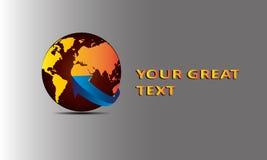 Nedladdning Logo Vector Arkivfoton