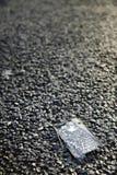 Nedskärningmobiltelefonpanel Royaltyfri Bild