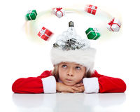 Need a Christmas gift idea ? Stock Photography