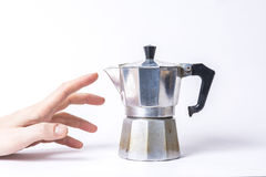 Need coffee Stock Photo