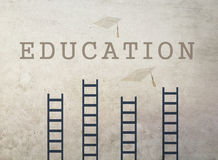 The need of education concept Stock Photography