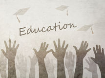 The need of education concept Stock Images