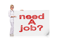 Need a job Stock Images