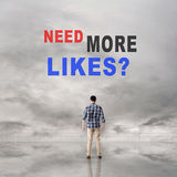 Need More Likes? Stock Photos