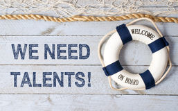 We need talents - welcome on board