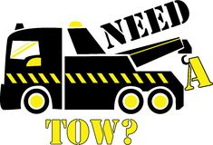 Need A Tow? Royalty Free Stock Photo