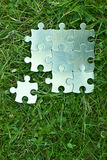 We need you puzzle piece! Royalty Free Stock Photo