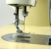 Needle. Of the sewing-machine Royalty Free Stock Photo