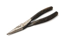 Needle Nose Pliers Stock Photos