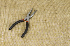 Needle Nose Pliers Stock Photo