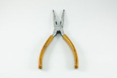 Needle nosed pliers Royalty Free Stock Photography