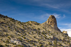 Needle Rock Royalty Free Stock Images