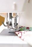 Needle of Sewing Machine Stock Image