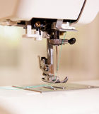 Needle - sewing machine Stock Photography