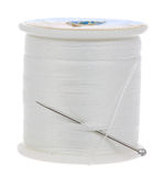 Needle and Thread Spool Stock Images