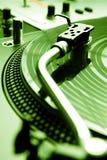 Needle on the vinyl record Royalty Free Stock Image