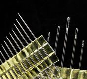 Needles Stock Photography