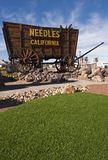 Needles California Royalty Free Stock Image